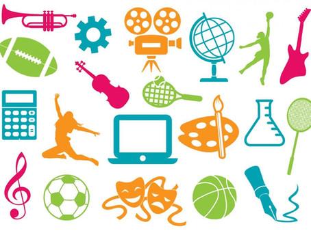 Clubs & Extracurriculars - DFW