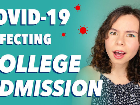 College Apps: It's a COVID year!