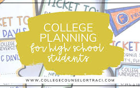 College Admissions: Step by Step