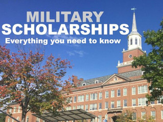 College Money for Military Children