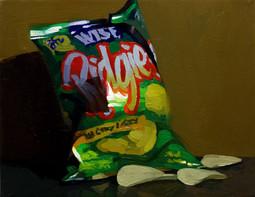 Ridgie's Potato Chips