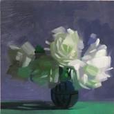 2016 White Flower Green Shadow