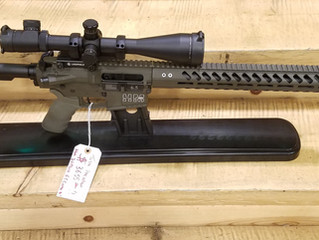 HM Defense Avenger chambered 6.5 Creedmoor topped with a Leupold Mark 4 LR/T $ 3655.00!
