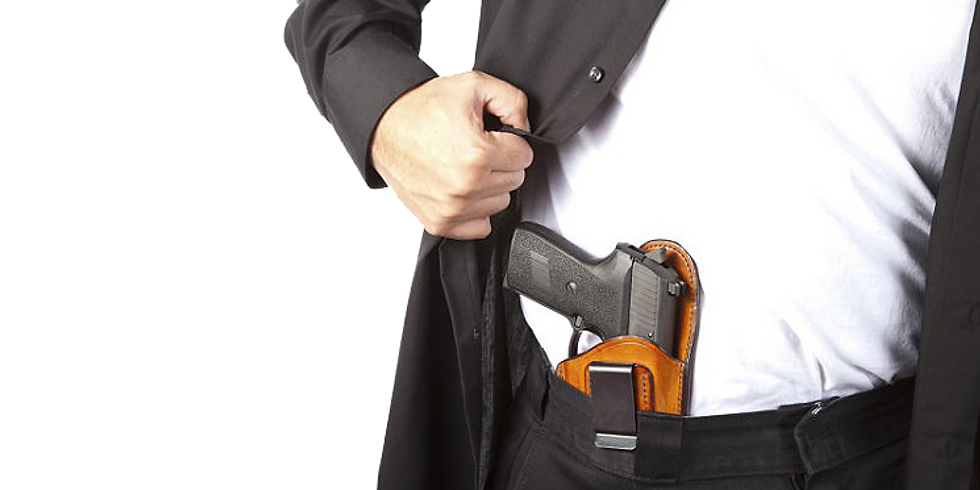 Concealed Carry Class (CCW)