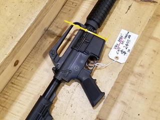 Colt SP1 Carbine