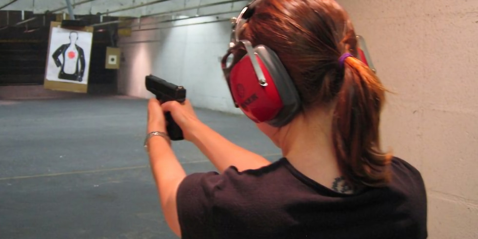 Ladies Only Basic Pistol Class