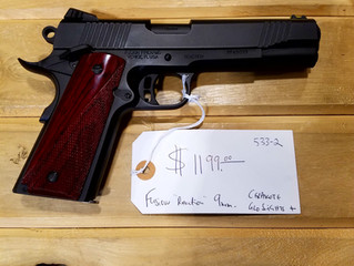 Some of the fine Handguns we have for sale with awesome prices! Please call us with any queries....a