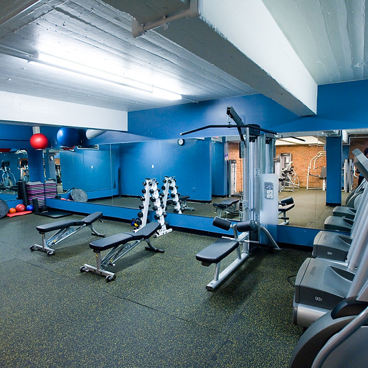 Women's Only Workout Studio