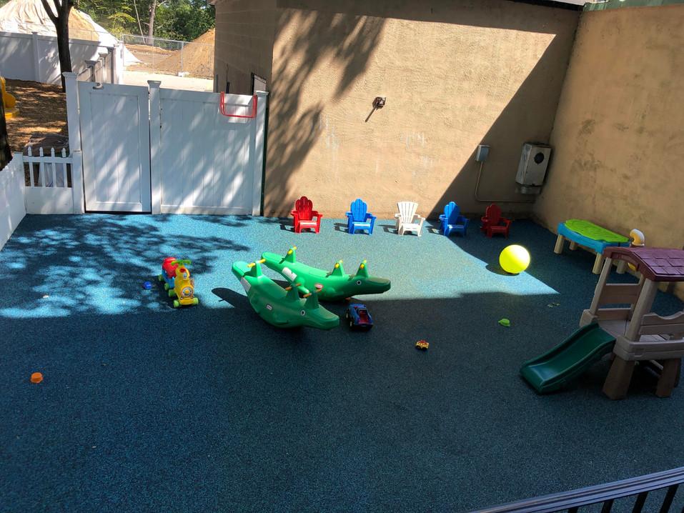 playground floor