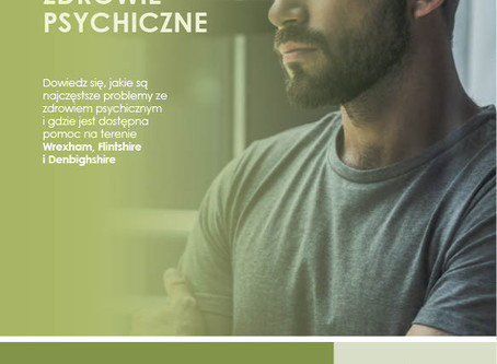 Mental health guide for the Polish community in Wrexham, Denbigshire and Flintshire