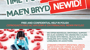 Mental health project in Wrexham and Flintshire