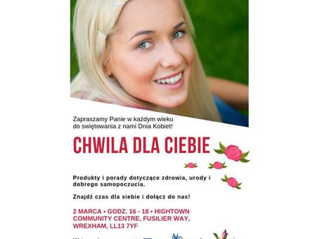 Celebrating International Women's Day with Polish women in Wrexham