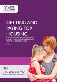 Gettin and paying for housing front page