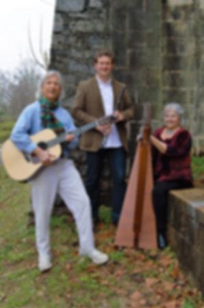 The Gentry Celtic Trio