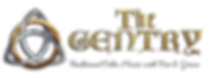 The Gentry Logo with Triskele