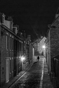 'Midnight stranger' by Sean Evans, Ards Camera Club