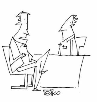 Career Development Humor