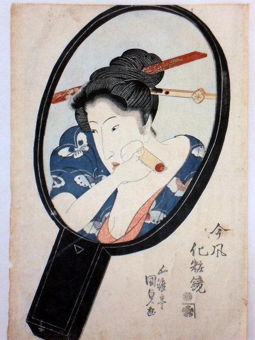Print by Kunisada (1786-1864)