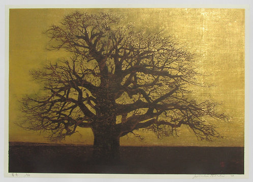 Print by Joichi Hoshi (1913-1979)