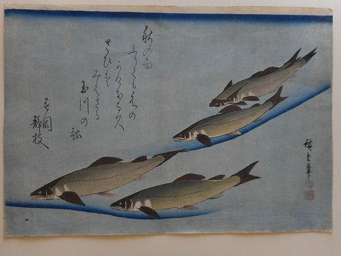 Print by Hiroshige