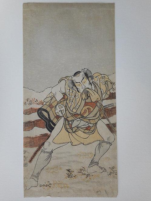 Print by Shunsho (1726-1792)