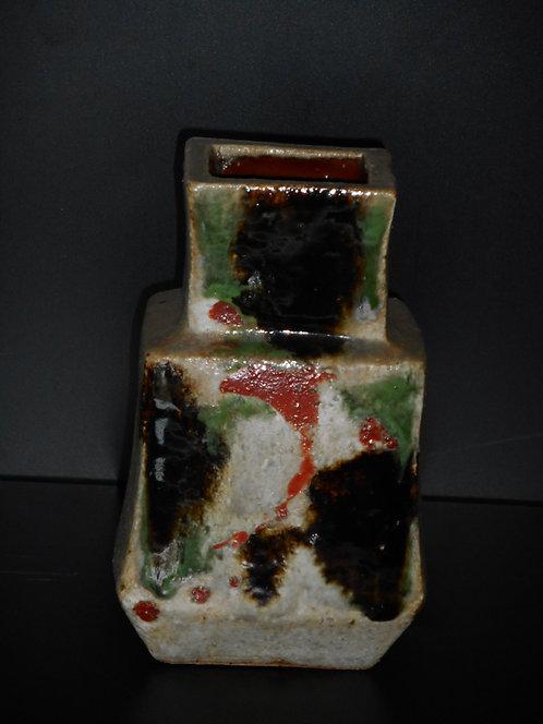 Pottery vase by Kawai Kanjiro (1890-1966)