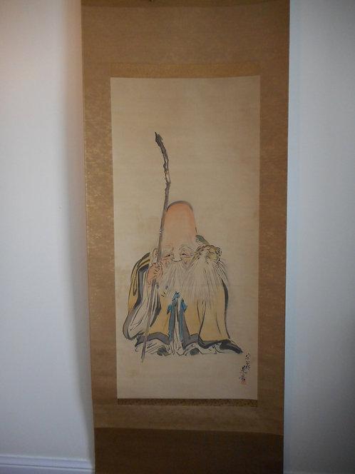 Painting by Zeshin (1807-1891)