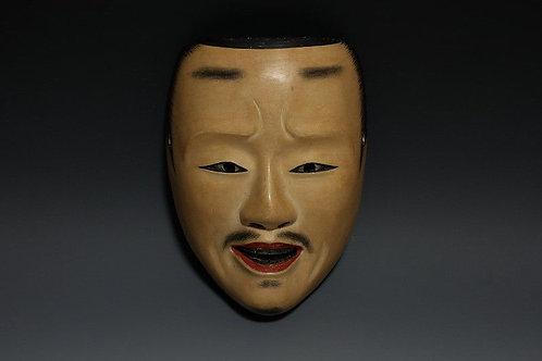 Noh mask of Chujo
