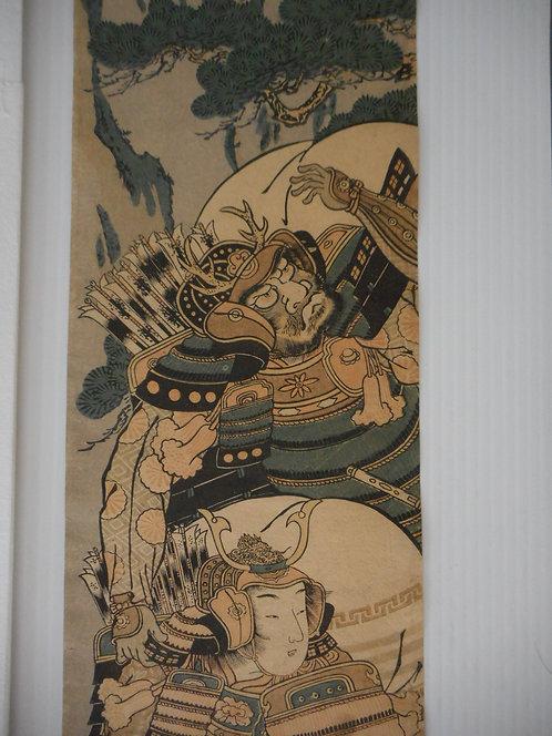 Print by Koryusai (active c.1766-c.1783)