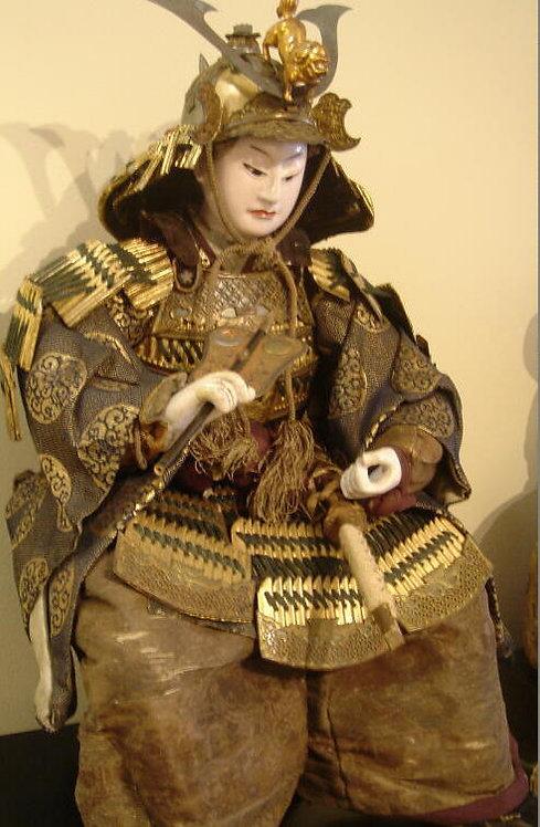 Warrior doll