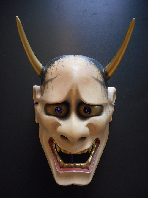Noh mask of Hannya
