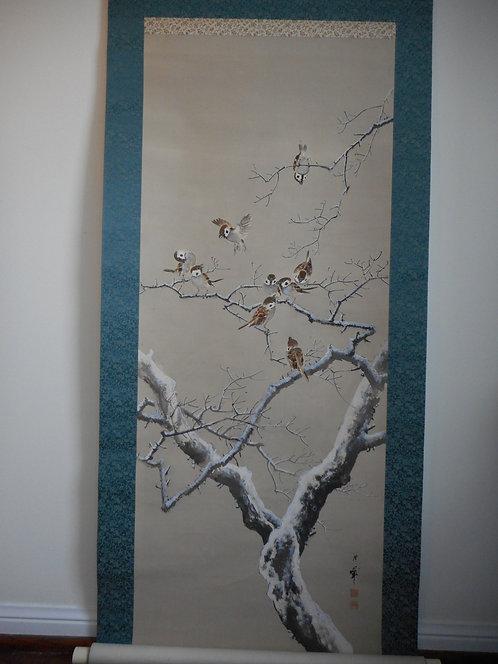 Painting by Chikunen (1887-1967)