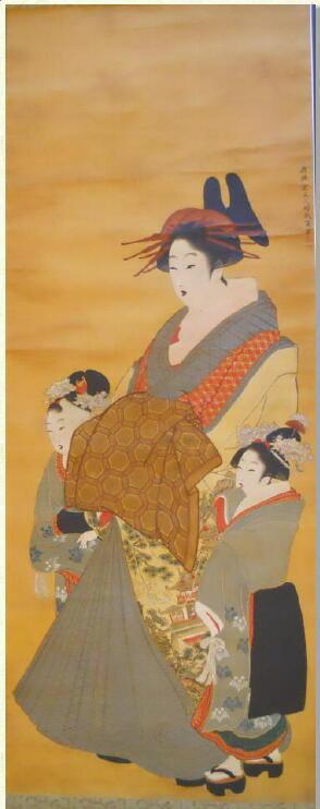Painting by Tokinari (worked: c.1804-c.1818)