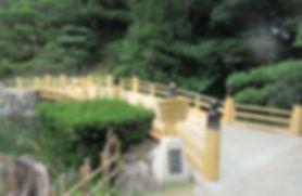 優和木装株式会社 オーダー家具 栗林公園迎春橋