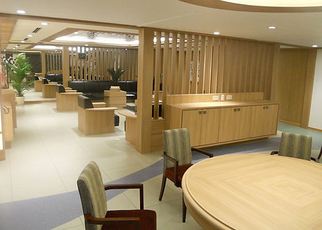 優和木装株式会社 オーダー家具 船舶家具