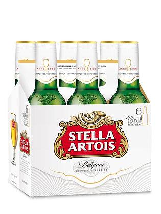 6pk Stella Artois
