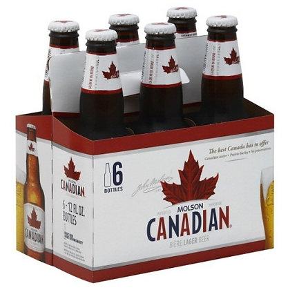 6pk Molson Canadian