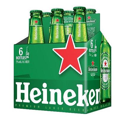 6pk Heineken