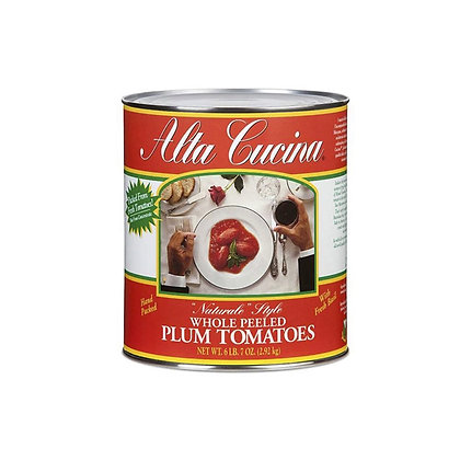 2.92kg Canned Peeled Tomatoes