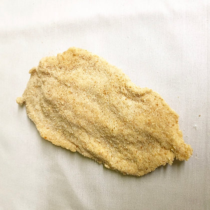 3oz pc Breaded Veal Cutlet (Uncooked,Frozen)