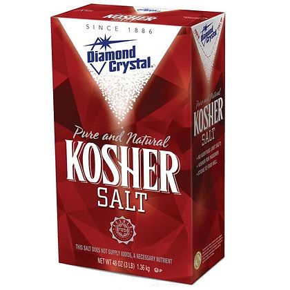 1.36Kg Diamond Crystal Kosher Salt