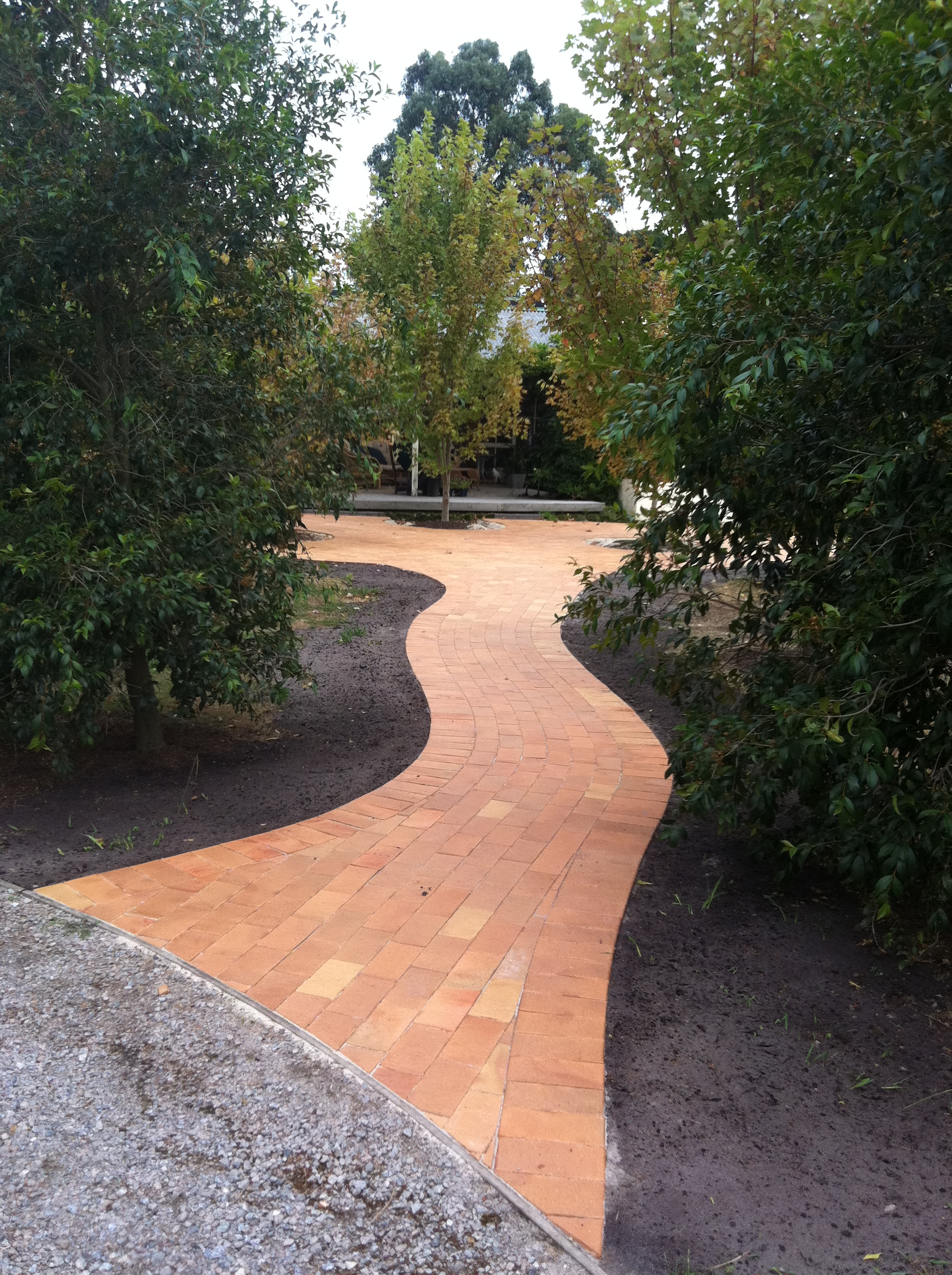 paving and garden maintence
