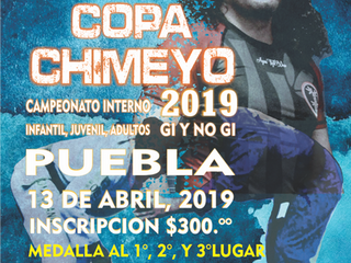 copa chimeyo 2019
