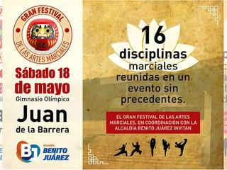Gran Festival de Las Artes Marciales
