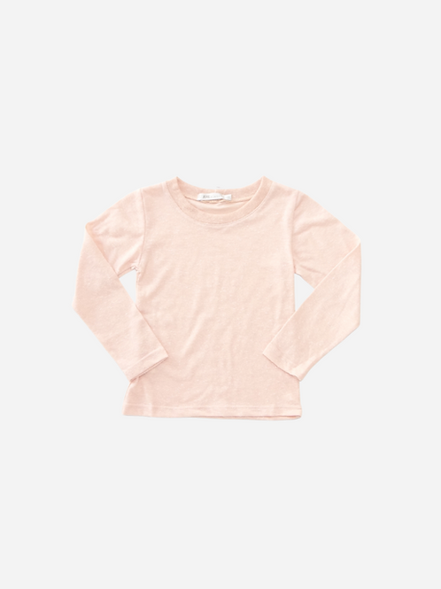 T-Shirt Reciclato Pet Ml Rosa