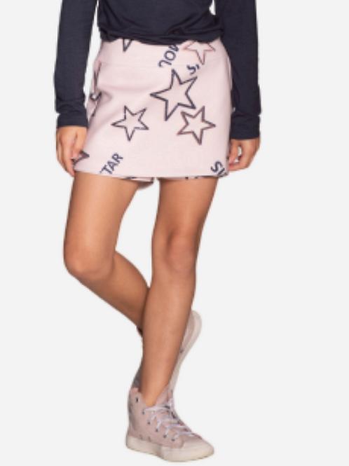 Shorts Saia Neoprene Estampado