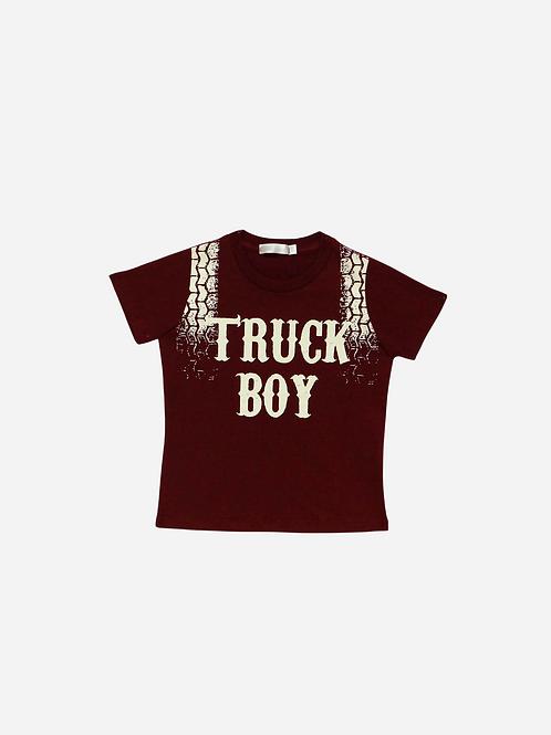 T-Shirt Truck Boy