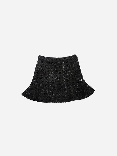 Saia Tweed Recorte Clássic