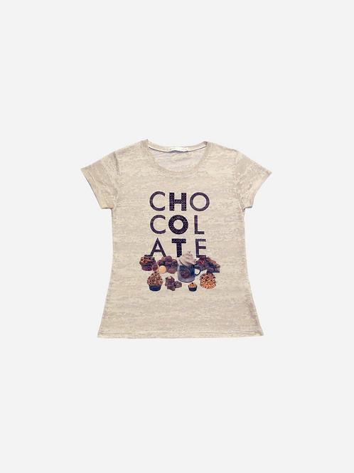 T-Shirt Devorê Hot Chocolate
