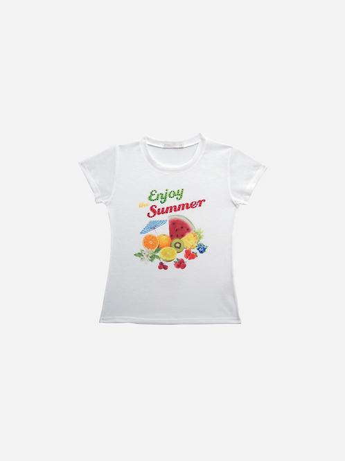 T-Shirt Bip Frutas